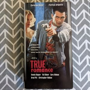 Vintage/Cult VHS || True Romance ||Collectible/OOP